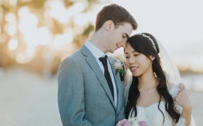 Majestic Colonial Wedding - Nhu & Greg