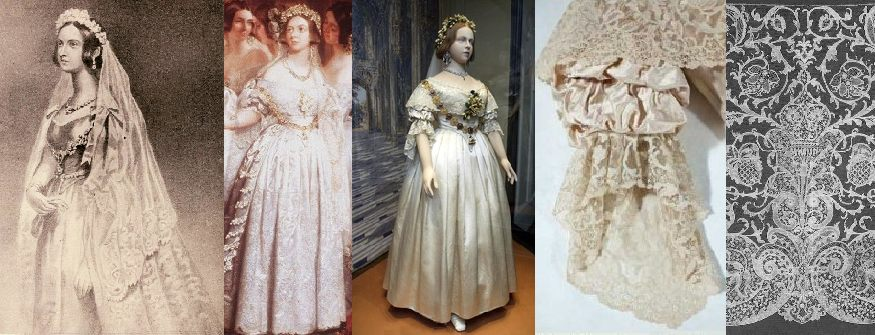 bcf264d465c1 The Unexpected Tradition of the White Wedding Dress in Western Culture