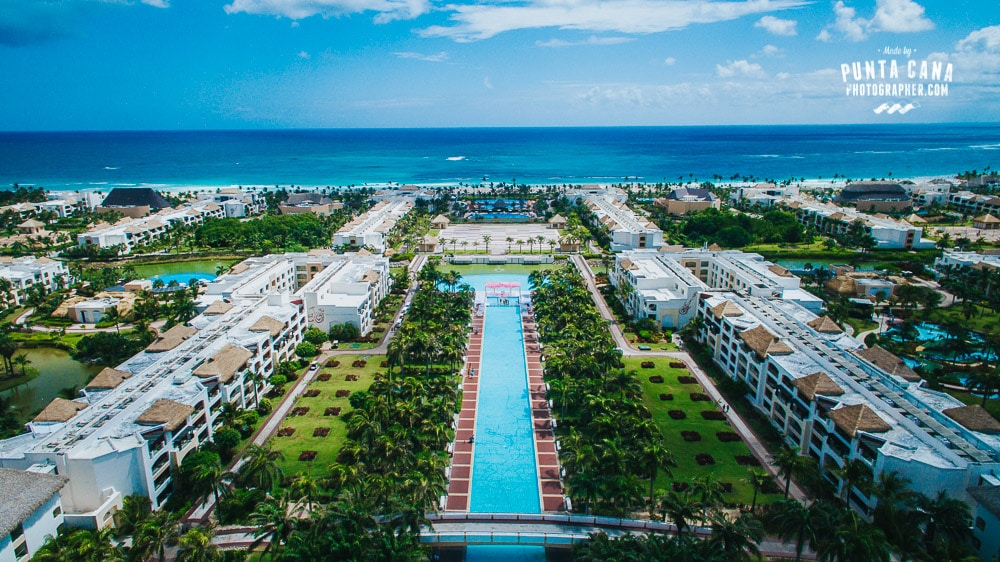 Hard Rock Punta Cana Aerial View
