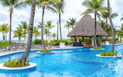 Hard Rock Hotel Punta Cana: The Pools