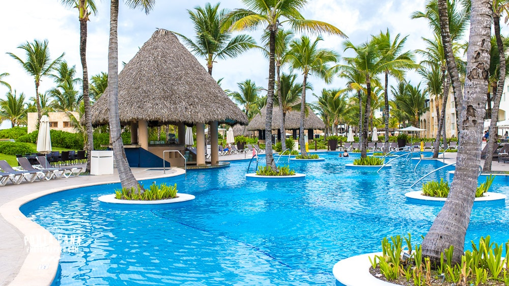Hard Rock Punta Cana Pools