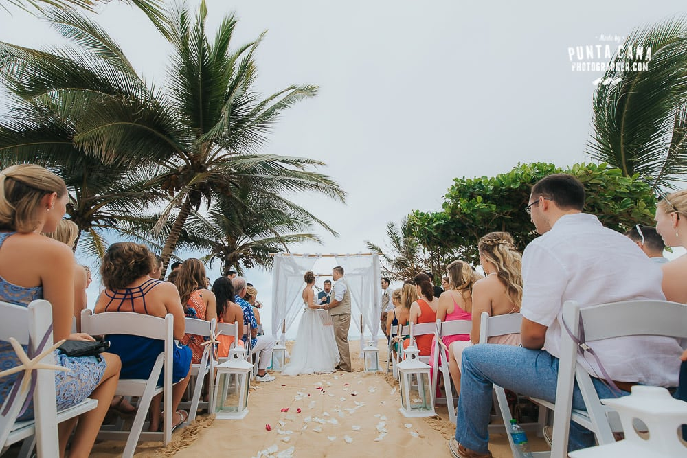 Excellence El Carmen Wedding