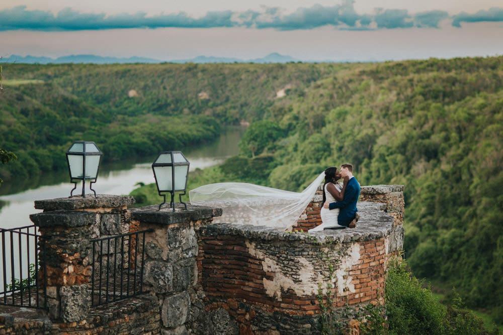 Altos de Chavon Wedding Photo Shoot