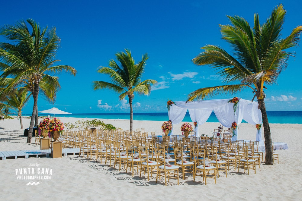 Hard Rock Wedding Setup for Indian Ceremony