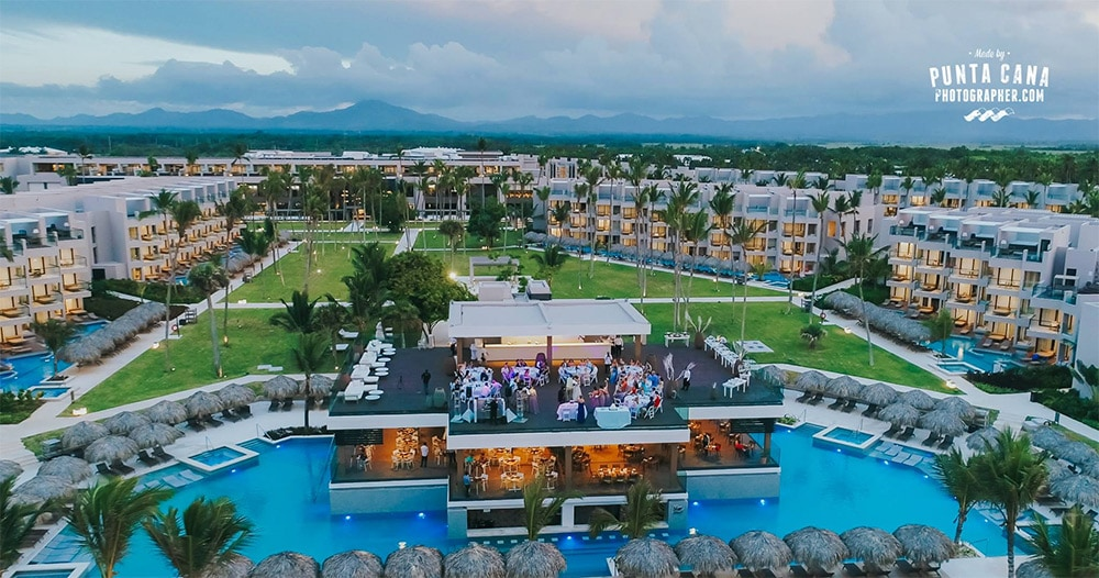 Excellence El Carmen Punta Cana Resort for your Beach Wedding