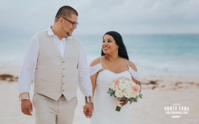 Hard Rock Punta Cana Wedding at Trumpet Gazebo – Melissa & Donny