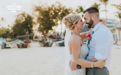 Huracan Cafe Wedding in Punta Cana – Rachel & Colton