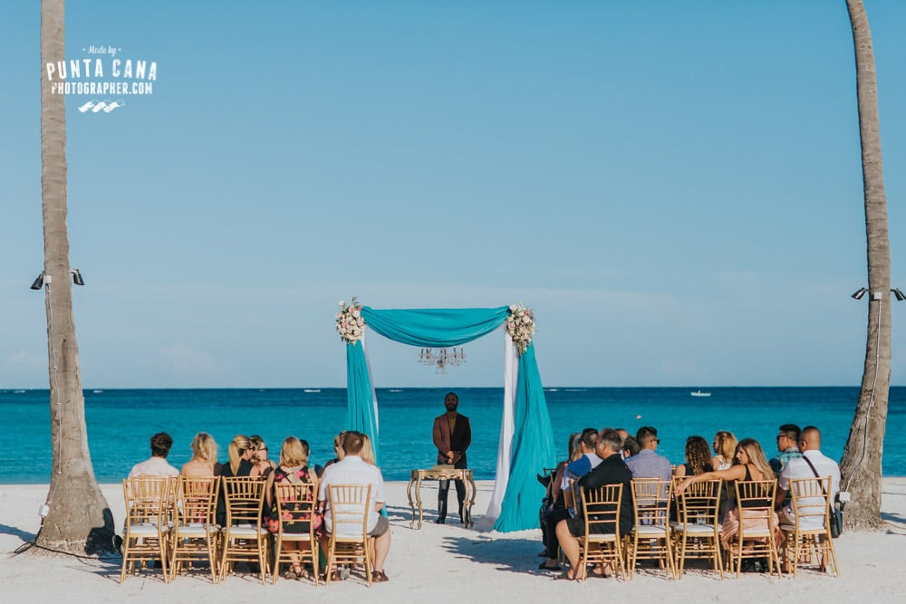 juanillo beach wedding