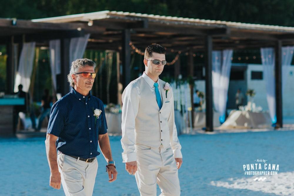 juanillo beach wedding