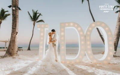 Juanillo Beach Wedding in CapCana – Paulina & Mike