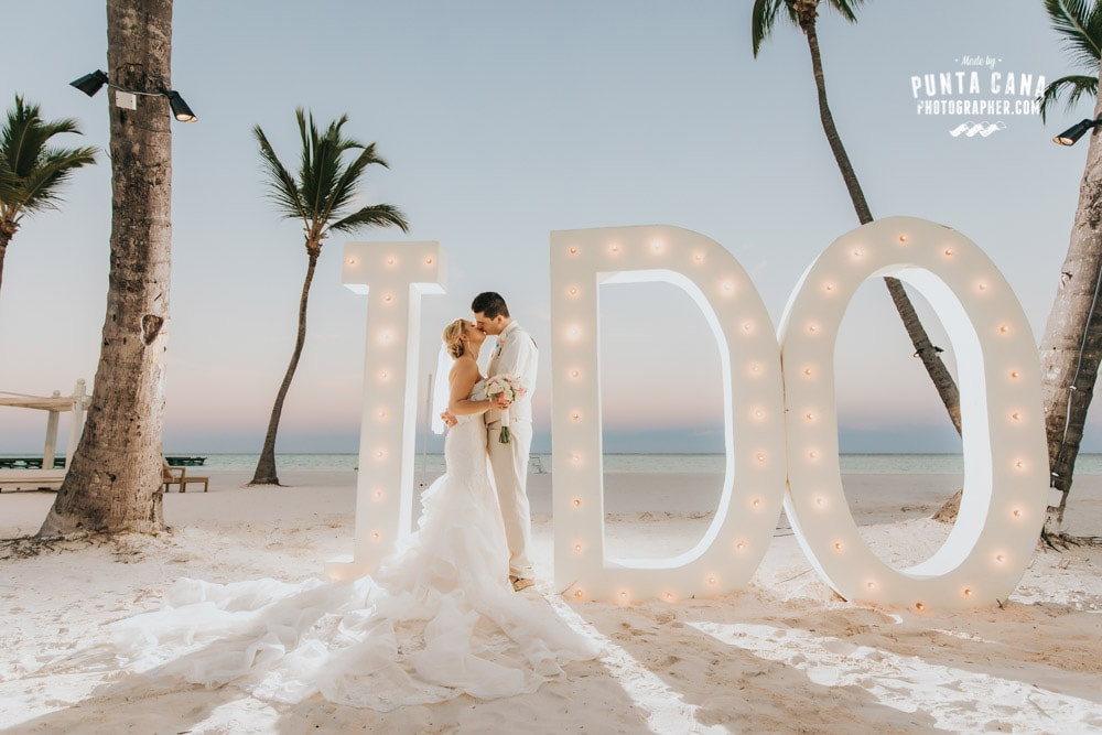 Juanillo Beach Wedding in CapCana - Paulina & Mike
