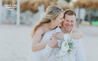 Kukua Restaurant Wedding in Punta Cana – Melanie & Brian