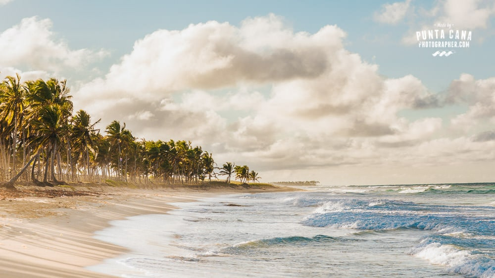 Macao Beach Sunset in Punta Cana