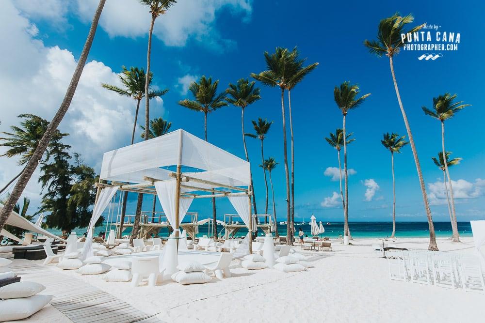 Jellyfish Beach Restaurant in Punta Cana