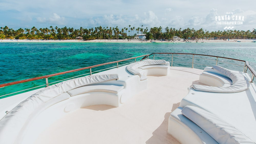 La Barcaza Wedding Boat in Bavaro Beach