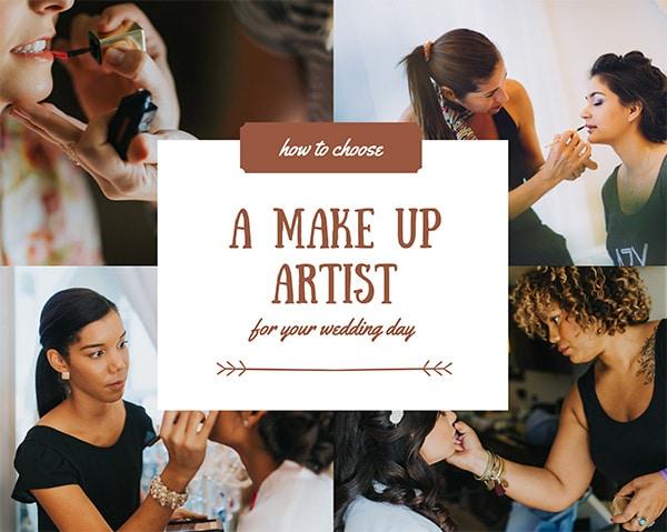 How to choose a Makeup Artist