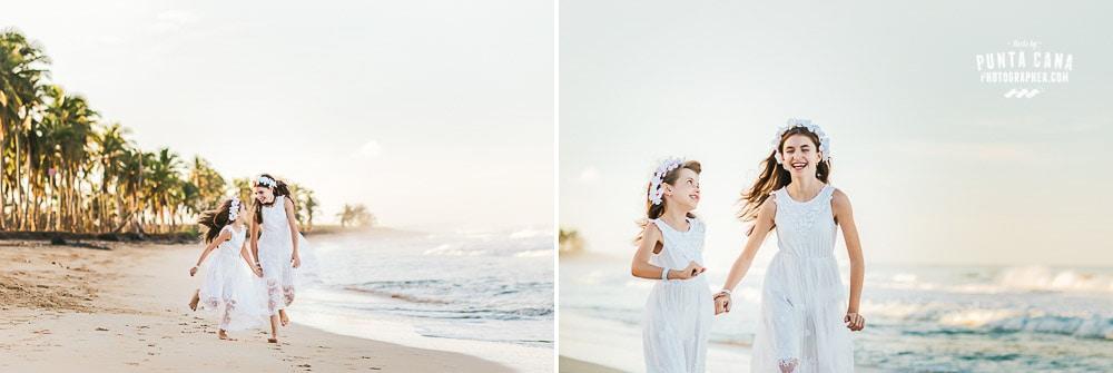 Punta Cana Family Photoshoot