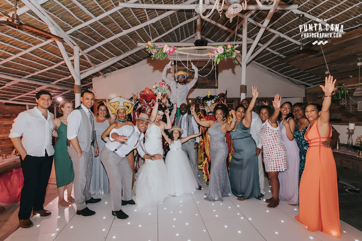 huracan cafe wedding