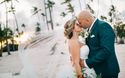 Jellyfish Restaurant Wedding in Punta Cana – Liliana & Tony