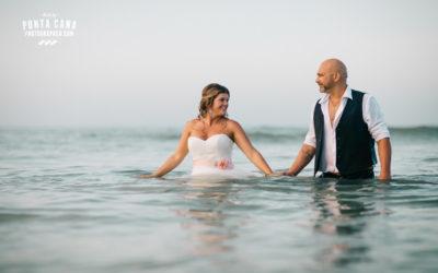 Trash the Dress at Macao Beach – Liliana & Tony