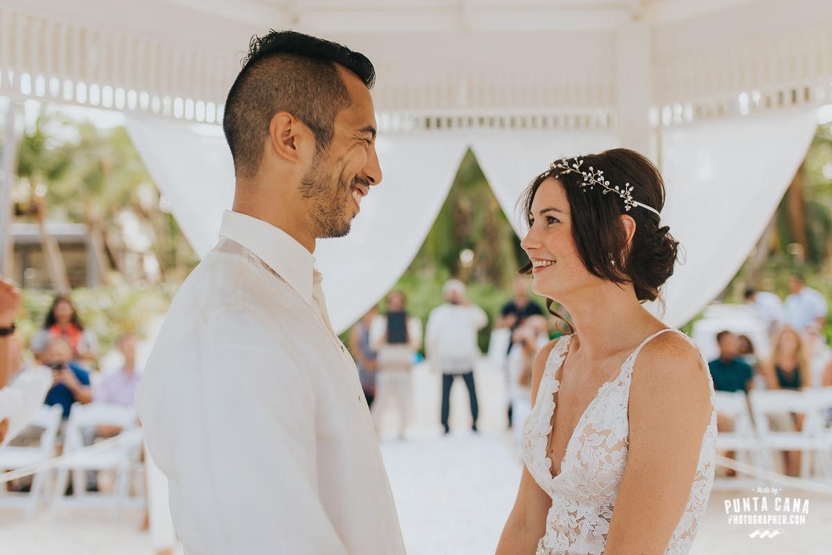 catalonia royal bavaro wedding