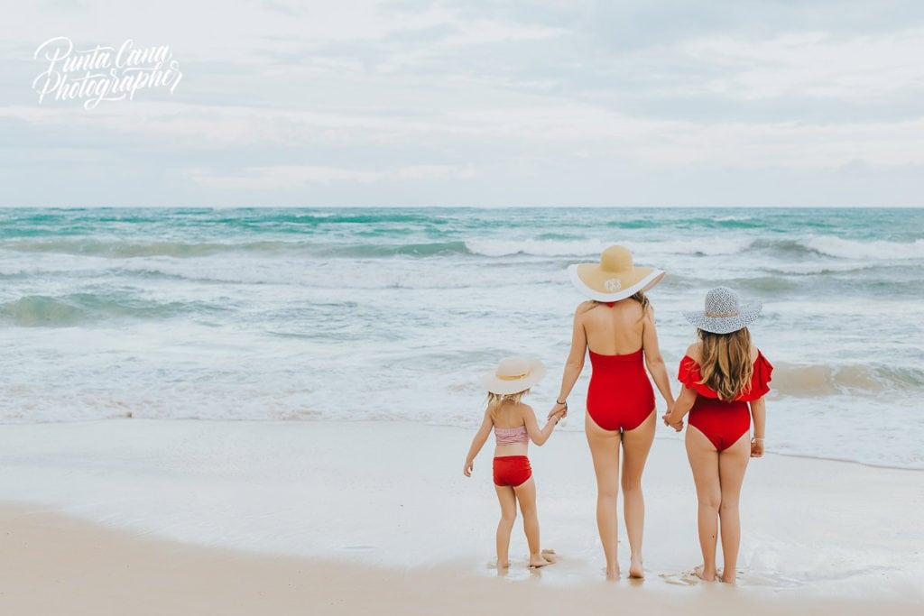 Family Photoshoot in Punta Cana