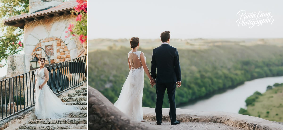 Altos de Chavon Wedding Photoshoot