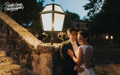 Altos de Chavon Wedding Photoshoot - Melanie & Ernesto