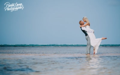 Amazing Punta Cana Honeymoon Photo Shoot - Emilia & Aki