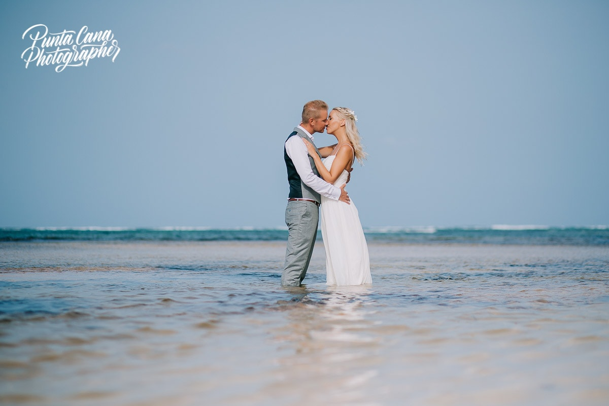 Punta Cana Honeymoon Photo Shoot
