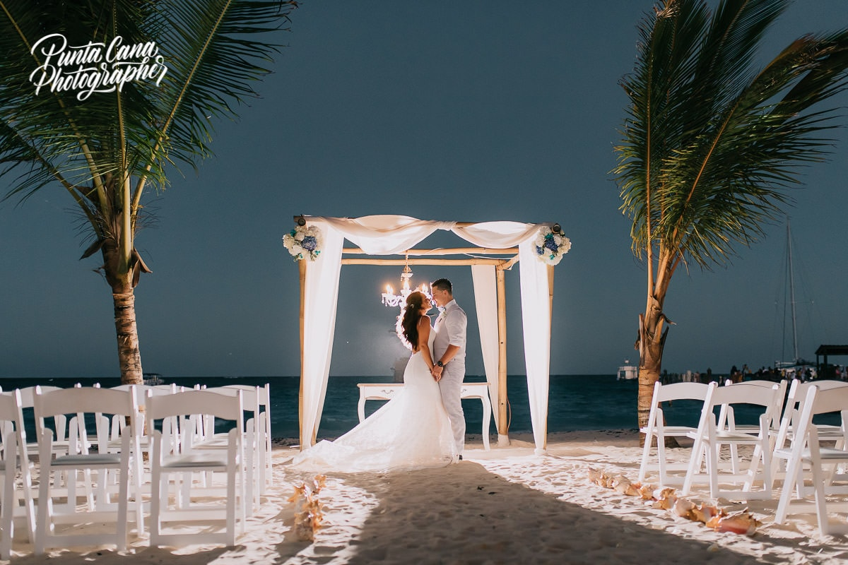 Off Resort Weddings in Punta Cana
