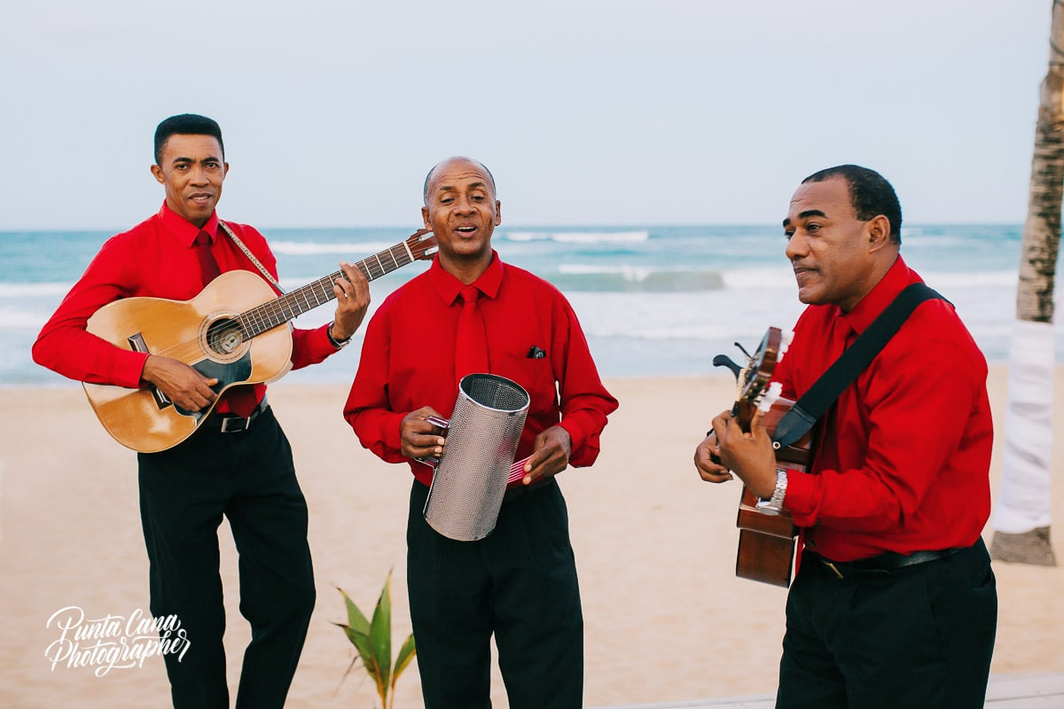 Our Favorite Musicians for your Wedding in Punta Cana