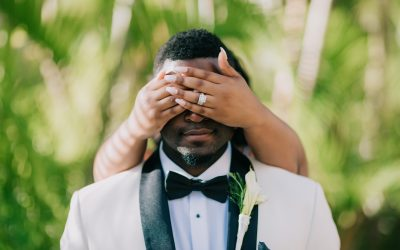 Why You Absolutely Need to Have a First Look on Your Wedding Day