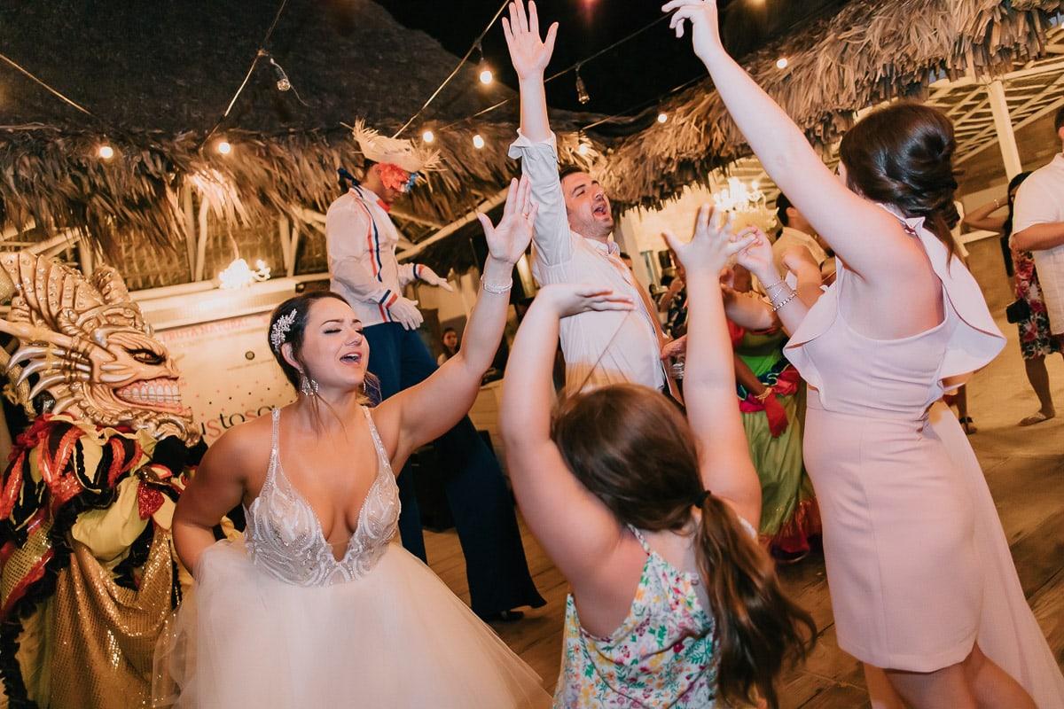 huracan wedding