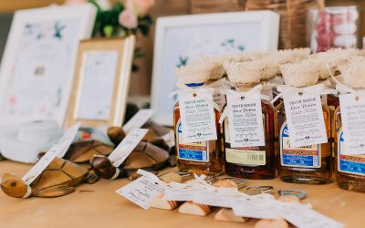 How to Choose Destination Wedding Favors