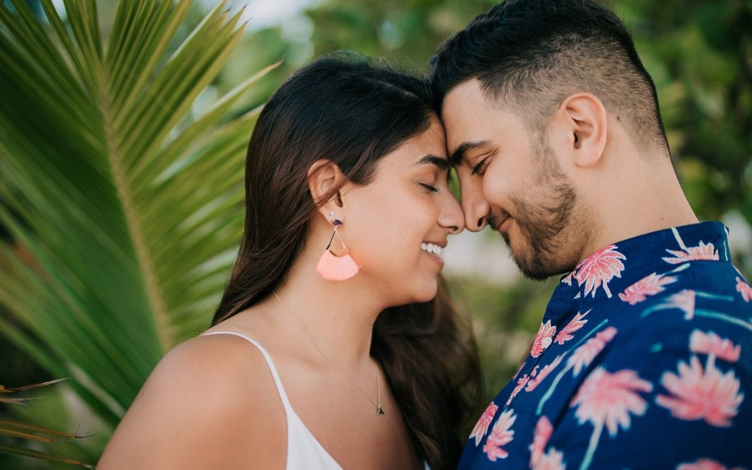 Surprise Engagement at Macao Beach – Alexis & Emin