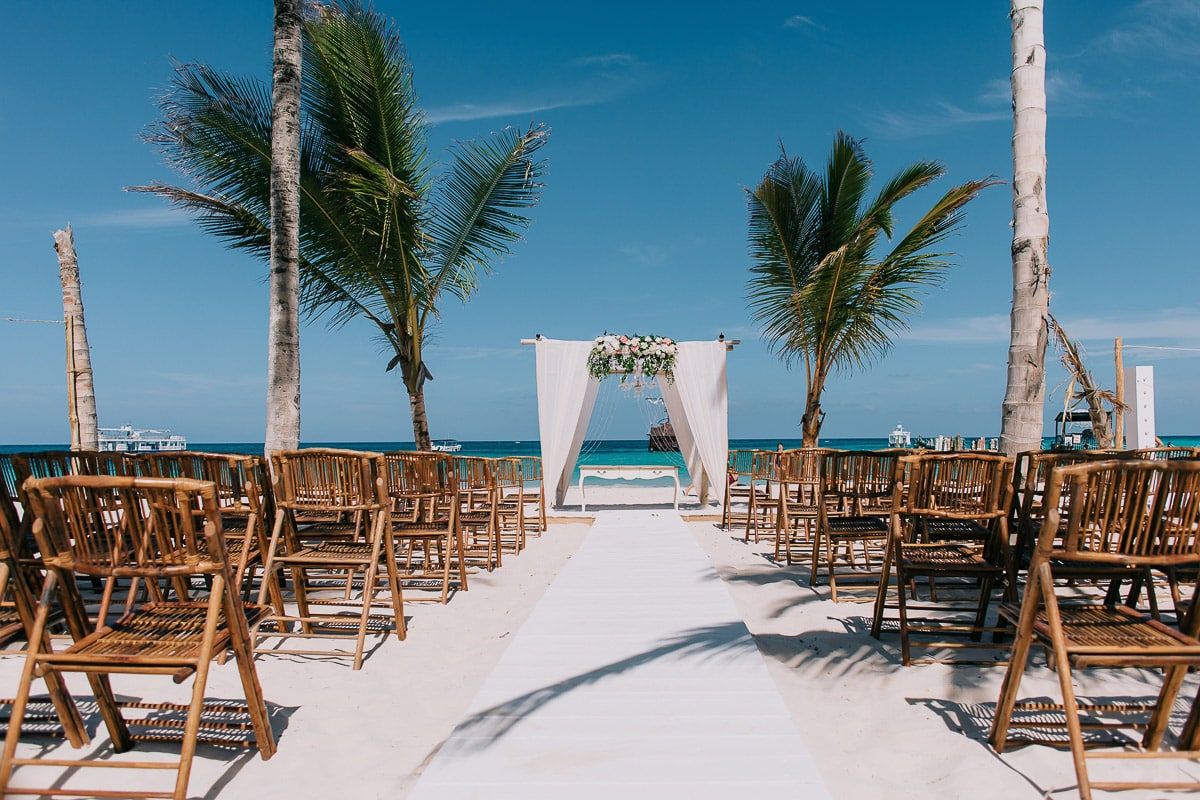 Hiring a Wedding Officiant in Punta Cana