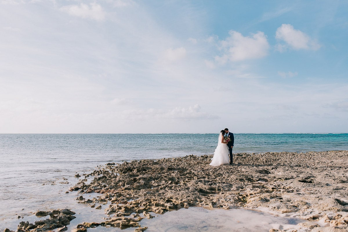 Sanael Caribbean Boat Wedding