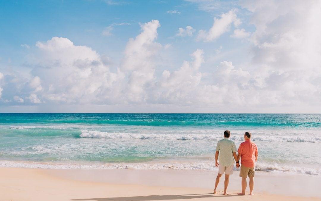 Same Sex Honeymoon Photoshoot – Patrick & Charles