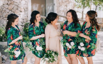 Bridesmaid Gifts for Your Destination Wedding