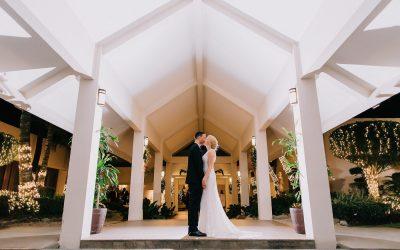 Nighttime Wedding in Santo Domingo