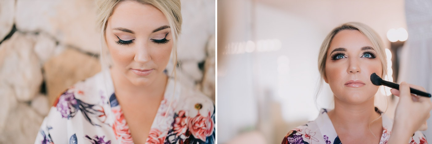 pre-wedding beauty routine