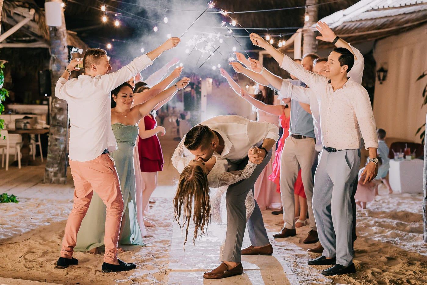 Huracan Cafe Wedding - Justyna & Kris