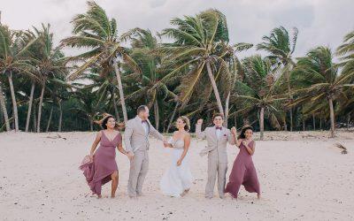 Family Photoshoot at Hard Rock Punta Cana