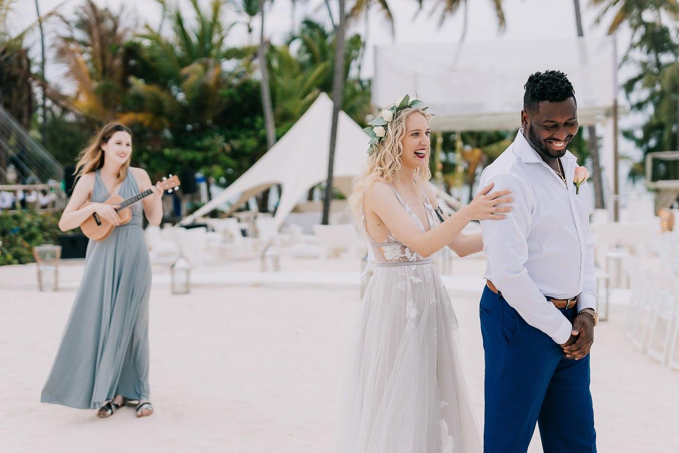 wedding at jellyfish