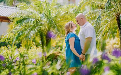 You Have to See the Reaction to this Surprise Proposal Photoshoot at Hilton La Romana!