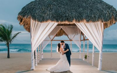 Red & Pink Wedding at Excellence Punta Cana - Ashlee & Greg