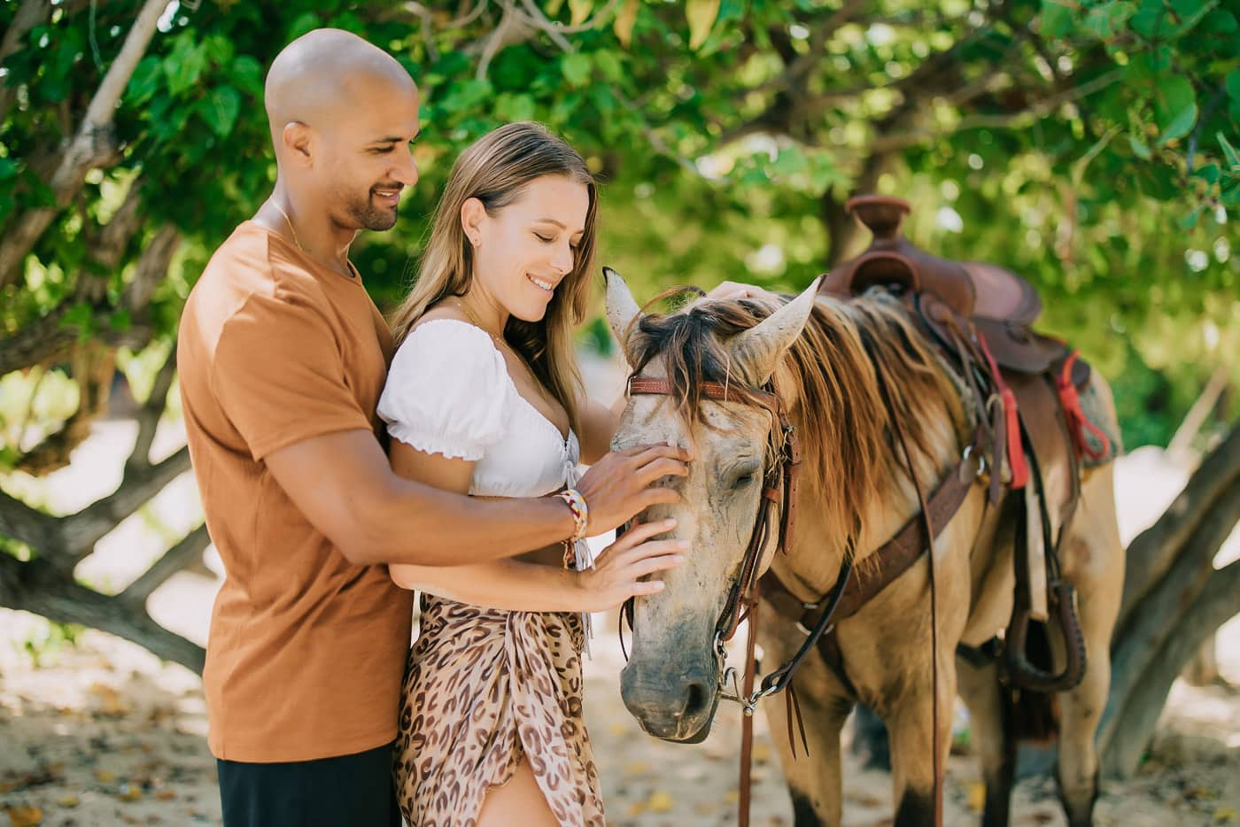 photos with a horse