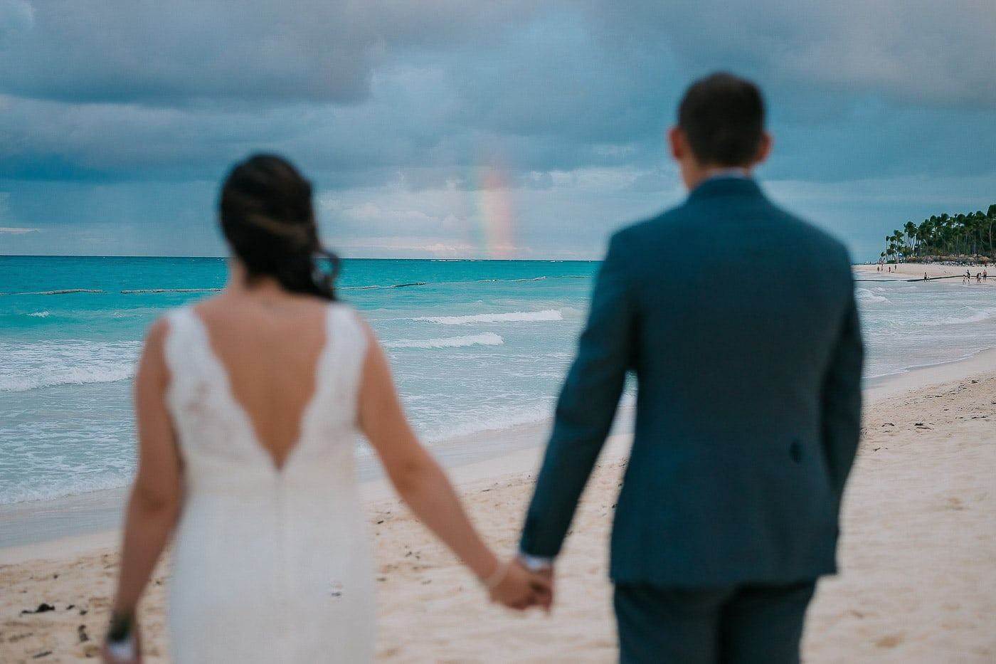 wedding at paradisus