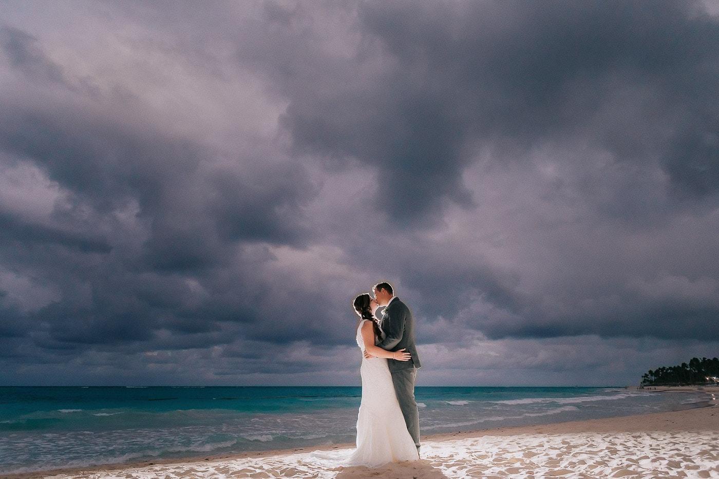wedding at paradisus punta cana